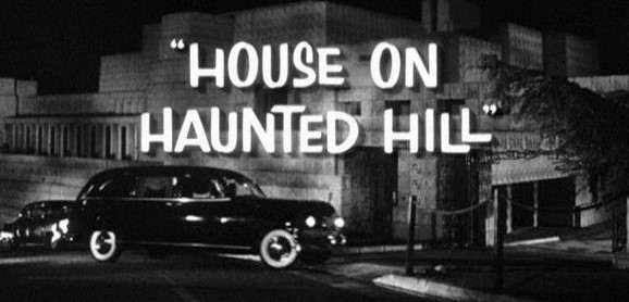 31 Days Of Horror 2012 Day 2 House On Haunted Hill The Lady S Revenge