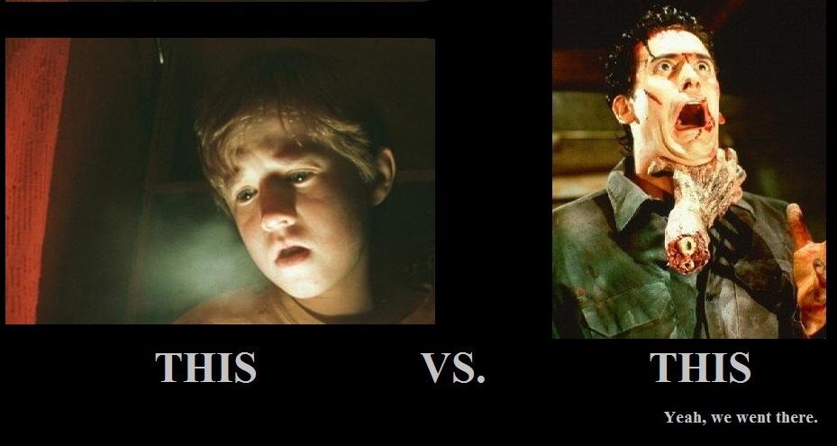 sixth vs evil