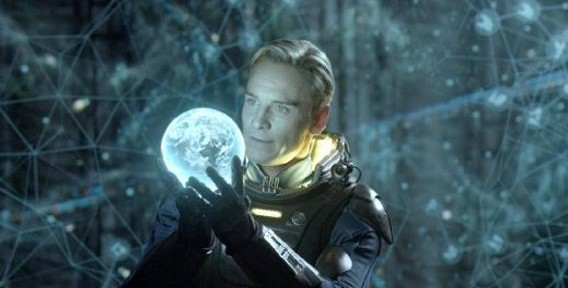 Prometheus. Not my favorite but I will take any excuse to use a picture of Michael Fassbender.