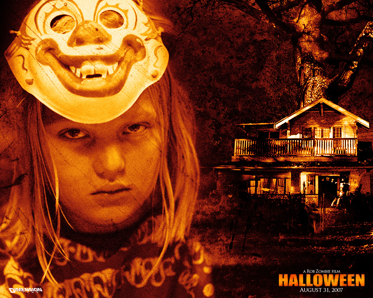 31 Days of Horror: Day 2: Halloween (2007) | The Lady's Revenge